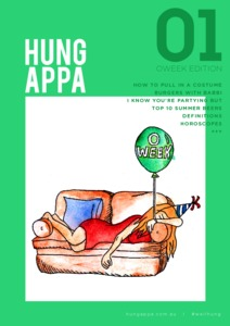 Hungappa - 2016, Issue 1, O Week (Unpublished).pdf