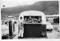 Students - Life on campus - Trip to Falls Creek 1962.jpg