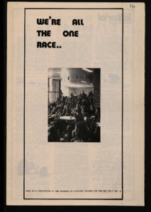 RACE (Vol. 5, No. 4)